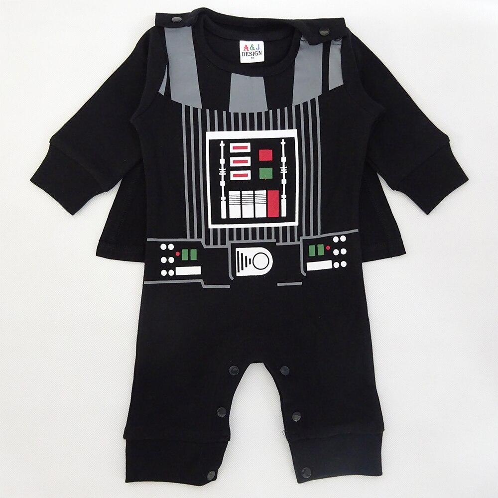 Baby Boy Darth Vader Cosplay Costume 6 24 Months