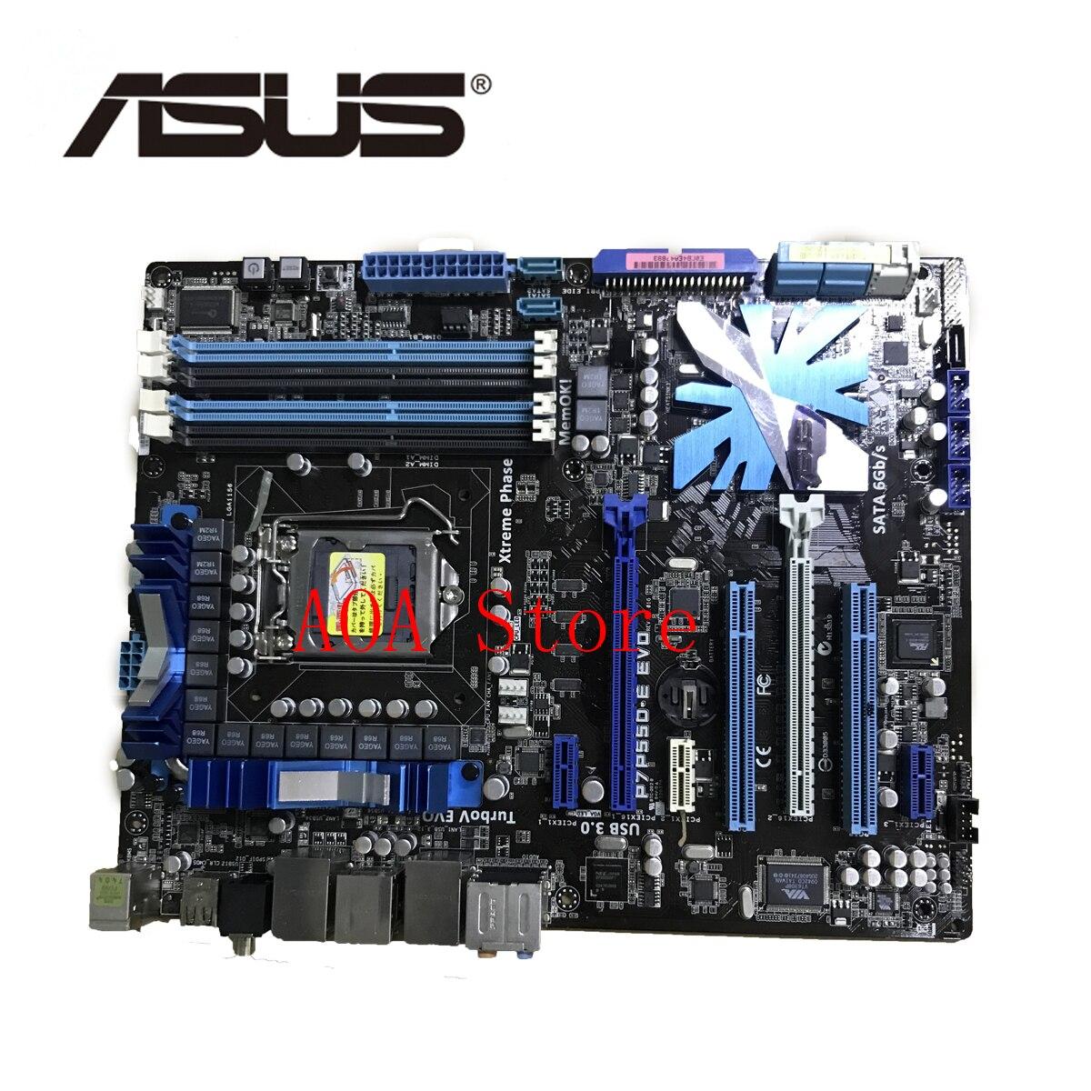 Asus P7P55D Intel Chipset Drivers (2019)
