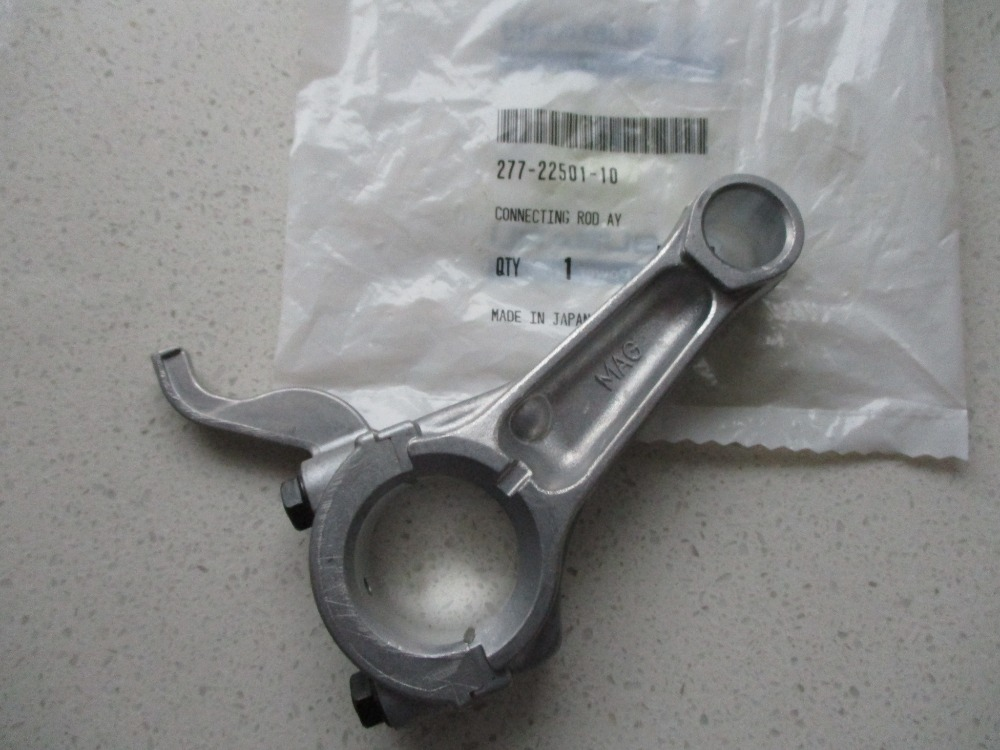 EX17 CONNECTING ROD CONNROD FIT FOR EX17 ENGINE PARTS 277-22501-10 ORIGINAL PARTSEX17 CONNECTING ROD CONNROD FIT FOR EX17 ENGINE PARTS 277-22501-10 ORIGINAL PARTS