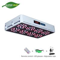 Dimmable Apollo LED grow light full spectrum 10 bands 300W 600W 1500W indoor plant growth lamp grow tent