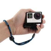 Ruigpro Marco de borde Protector estándar para Gopro Hero 4 3 + Cámara negra funda protectora montaje para Go Pro 3 + 4 accesorio de cámara