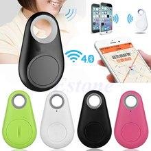 Smart Tag Tracker Bag Pet Child Wallet Key Finder Bluetooth GPS Locator Alarm цена 2017