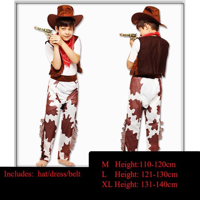 Halloween costume adult western cowboy costume children cowboy sexy cowboy costume cowboy boots.  sc 1 st  AliExpress.com & Halloween costume adult western cowboy costume children cowboy sexy ...