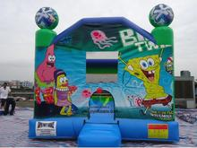 5.5X5M Inflatable Bouncer, Inflatable Bouncy Castle, Inflatbale Bouncing House