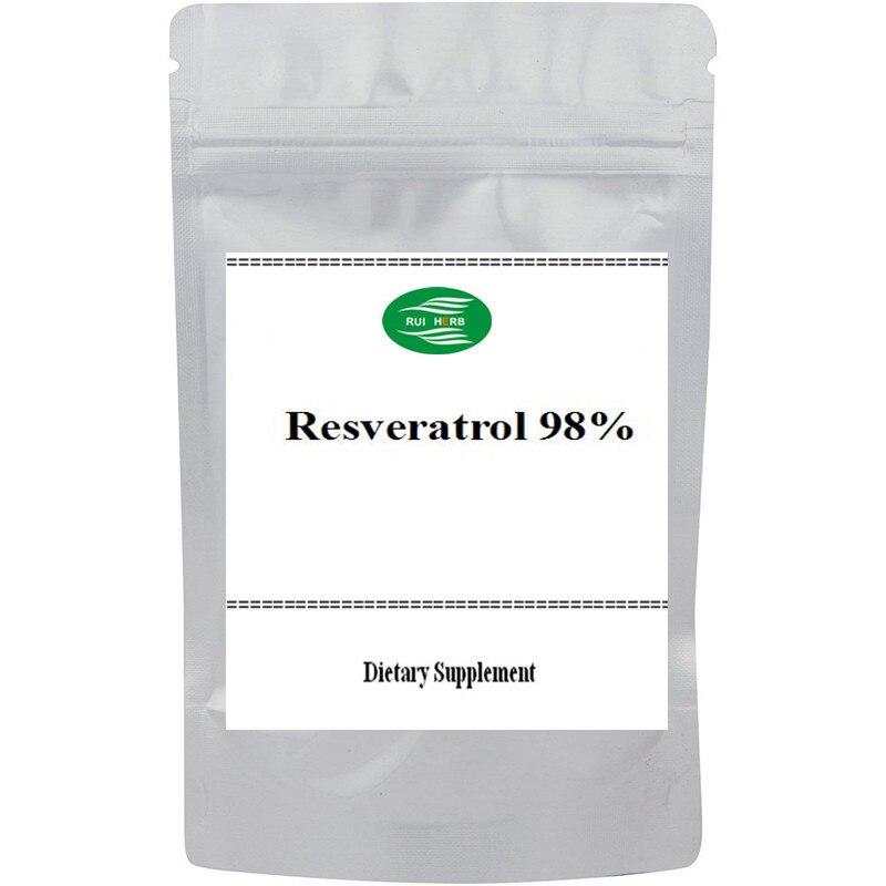 Schlankheits-cremes Usda Und Ec Certified Organic Resveratrol 98% Cuspidatum Extraktiven
