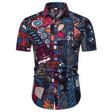 Summer New model Shirts Mens clothes Slim fit Social Shirt for Men Blouse Casual