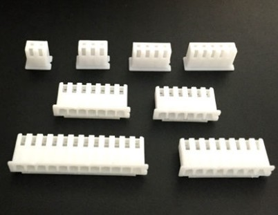 20PCS XH2.54 2P/3P/3P/4P/5P/6P/7P/8P/9P/10P/11P/12P Pitch PCB Female Box Header Bar Connector Pin Header Plug XH2.54mm 2P-12P 29um68 p