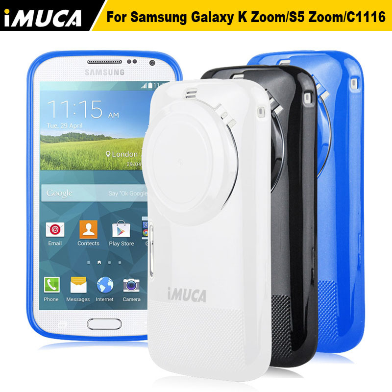 buy popular 60c2d 934e3 US $7.69 |For Galaxy K Zoom case Cover TPU soft silicon Back Case For  Samsung Galaxy K Zoom C1158 C1116 phone cases on Aliexpress.com | Alibaba  Group