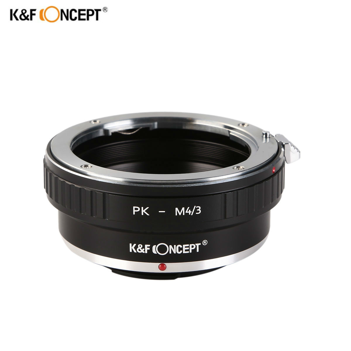 K&F CONCEPT Lens Mount Adapter Ring for Pentax K PK Lens to Olympus Panasonic Micro 4/3 M4/3 Mount Adapter G10 G3 GF3 GF1 цены
