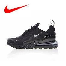 4a697a44 Хорошее качество Nike Air Max 270 Новое поступление Аутентичные для  мужчин's кроссовки спортивная обувь Спорт на открытом воздух.