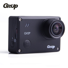 Gitup Git2 16M 2K Wifi Sports Action Camera Full HD 1080P Waterproof Mini DVR Pro Pack+extra Battery +Dual Charger+Tripod Holder