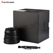 7artisans 25mm / F1.8 Prime Lens to All Single Series for Sony E Mount /Canon EOS-M Mount/Fuji FX /M43 Panasonic Olympus