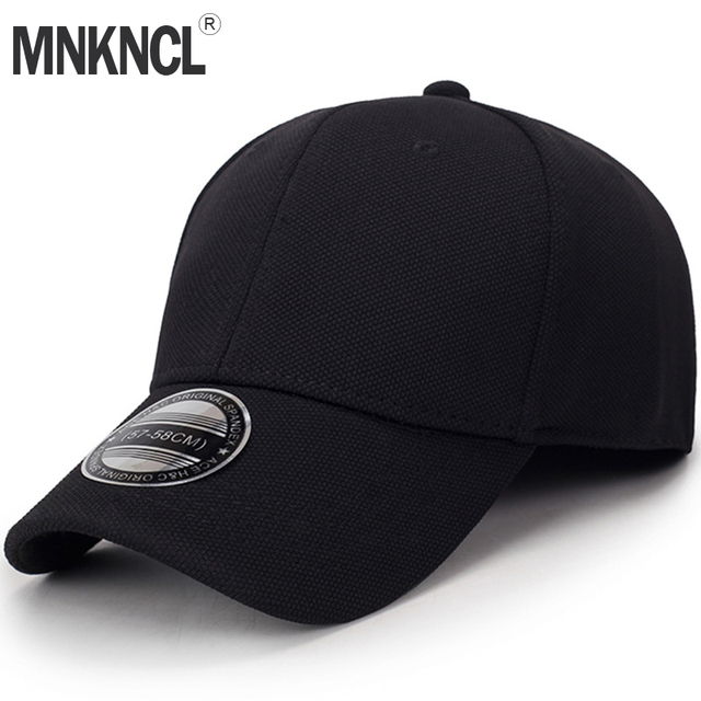 4186334ff05 High Quality Baseball Cap Men Snapback Hats Caps Men Flexfit Fitted Closed  Full Cap Women Gorras