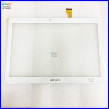 "New For 10.1"" ARCHOS Core 101 3G Touch screen digitizer panel replacement glass Sensor Free Shipping(China)"