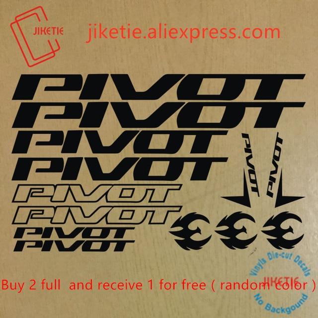 2018 new brand bike decals diy frame stickers bicycle stickers die cut decal sticker