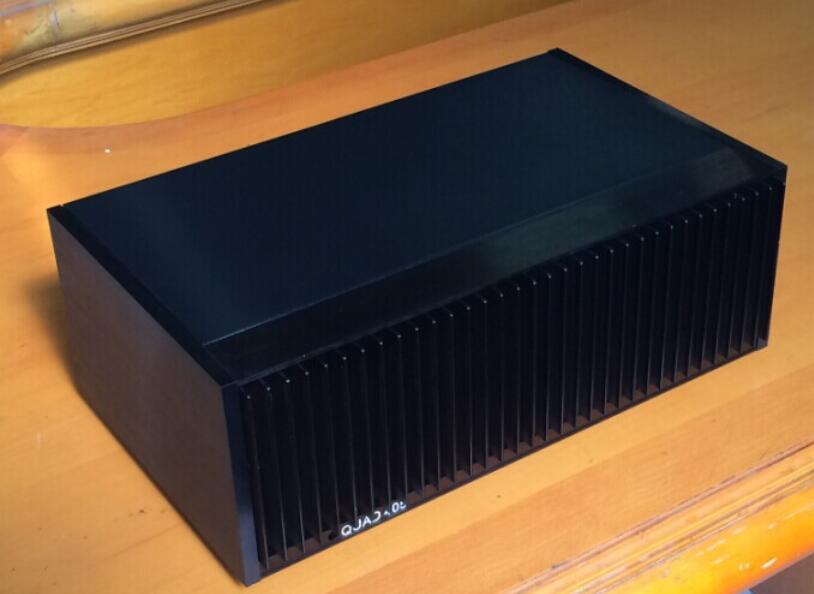 Amplificateur de puissance Clone QUAD405 classique fini sur ampli HIFI MJ15024 100W + 100W