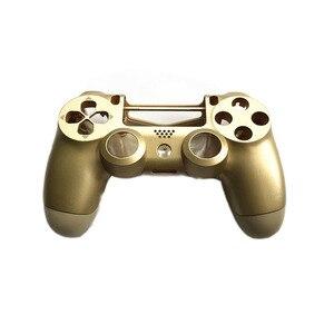 Image 4 - PS4 PRO obudowa obudowa przednia wymiana dla konsoli Playstation 4 Dualshock 4 Pro 4.0 V2 Gen 2th kontroler JDM 040 JDS 030