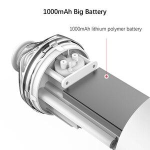 Image 4 - REELANX портативный вакуумный упаковщик машина с 5 или 10 вакуумными мешками на молнии портативный мини вакуумный насос для Sous Vide Precision Cooker