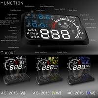 New universal 4c 5 5 car hud 5 5 head up display obdii windshield projector car.jpg 200x200