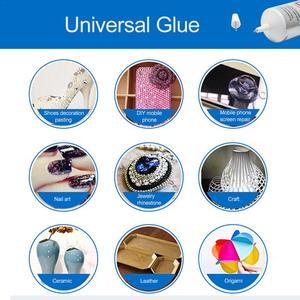 Image 5 - Ekran telefonu komórkowego klej do naprawy DIY biżuteria klej do klejenia 9ML 15ML 25ML 50ML siła kleju