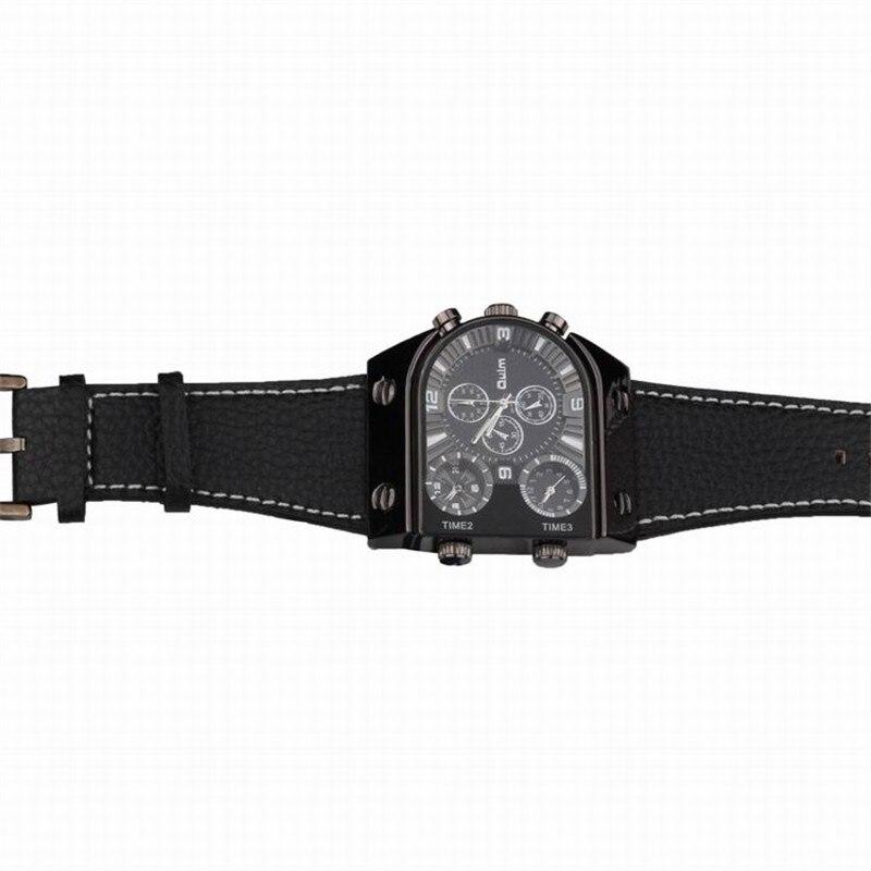 OULM 2018 Originele Fashion Designer Merk Quartz Horloges Heren 3 - Herenhorloges - Foto 3