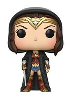 Funko pop Official Heroes: Cloak Wonder Woman Vinyl Action Figure Collectible Model Toy with Original Box
