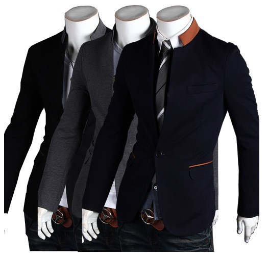 Online Shop 2013 Spring and summer New men's One button suit ...