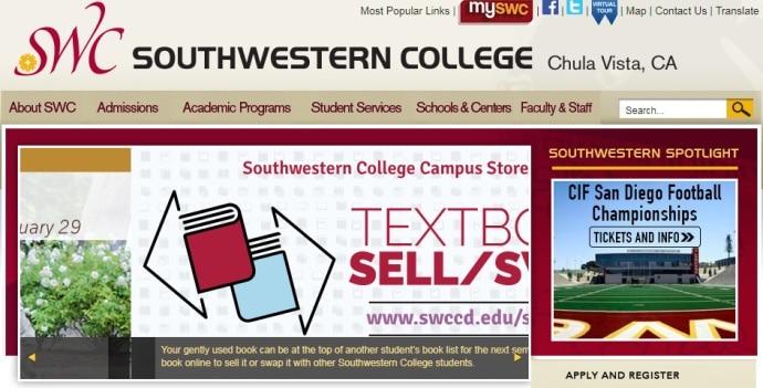 申请西南学院(Southwestern College)EDU邮箱