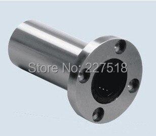 ФОТО LMF60LUU Lengthening Round Flange linear bearing 60x90x209mm linear motion ball bearing for cnc sets