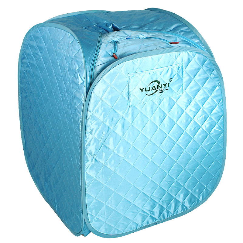 Portable Personal Folding Home Steam Sauna Therapeutic Steam Sauna Spa Head Cover Full Body Slim Detox