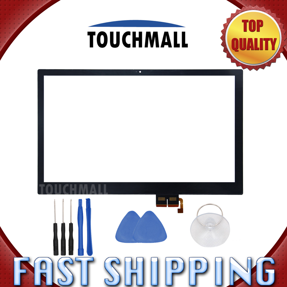 For New Touch Screen Digitizer Glass Replacement Acer V5-571 V5-571P V5 571 V5 571P B156XTN03.1 15.6-inch Black Free Shipping new 15 6 touch screen digitizer glass replacement for acer aspire v5 531p v5 531p 4129 frame