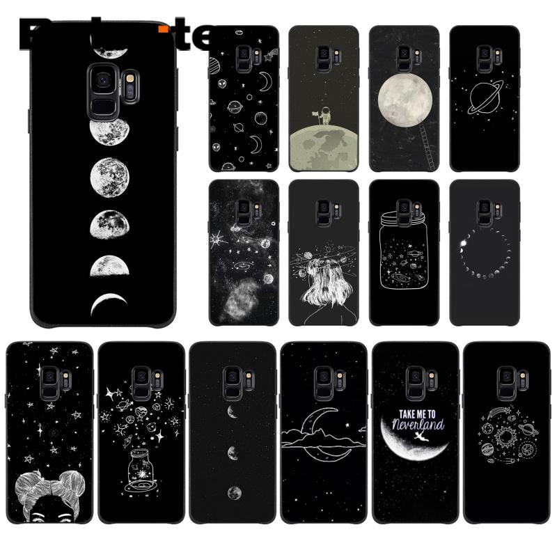 Babaite Phone-Cover Planet Sky-Space Edge-Plus Soft-Silicone Samsung Galaxy for S7 TPU