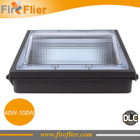 2 cái/lốc 60 wát dẫn gói tường 100 Wát bãi đậu xe lamp fixture retrofit 150 wát 200 wát HPS CFL chu vi và ta về lối chiếu sáng bên ngoài DLC