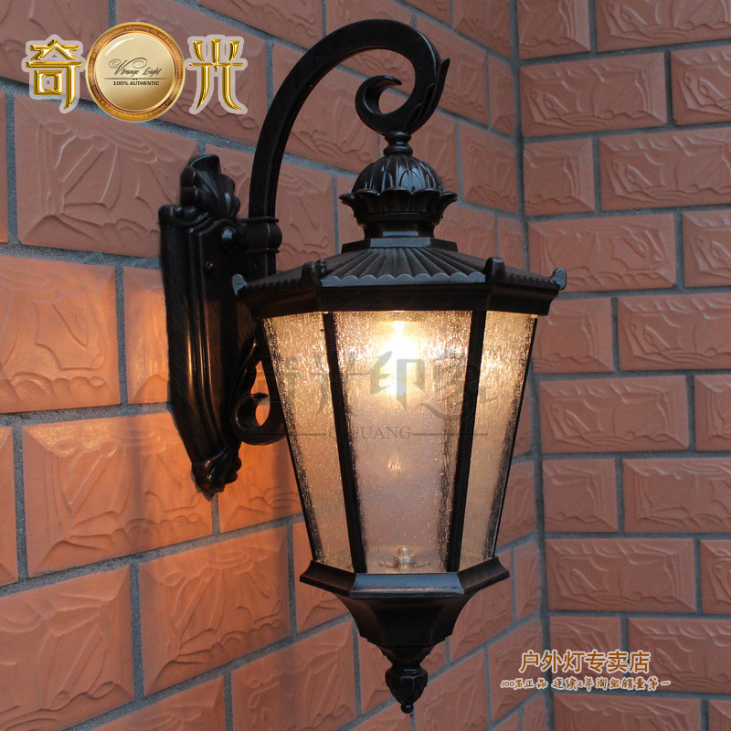 Outdoor Wall Lamps Manufacturers : Aliexpress.com : Buy 9 inches aluminum garden porch light led wall scones lighting pineapple ...