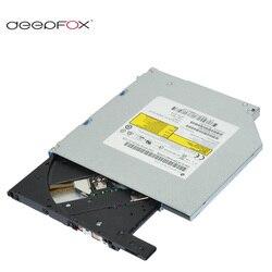 Deepfox 9.5mm nagrywarka DVD DVD ROM odtwarzacz zewnętrzny napęd optyczny CD/DVD dynapro i * cept RW pisarz rejestrator dyski do laptopa mac