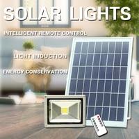 20W 12V Solar Stree Lights Panel Power Source Integration Lamps Light Control LED Outdoor Waterproof Road Garden Lighting