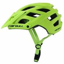 New 280g TRAIL XC Adjustable Visor Bicycle Helmet MTB Cycling Bike Safety Helmet Mountain Bike Sports in-mold Helmet Road Cycle