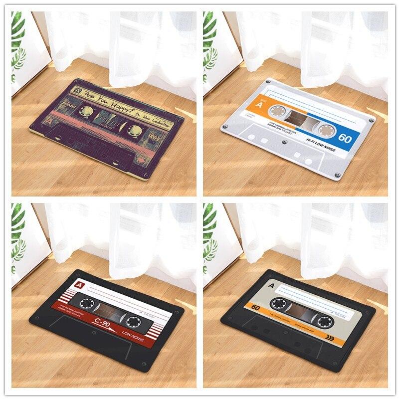 Deurmat Tapijten Magnetische Tape Print Matten Vloer Keuken Badkamer Tapijten 40x60or50x80cm