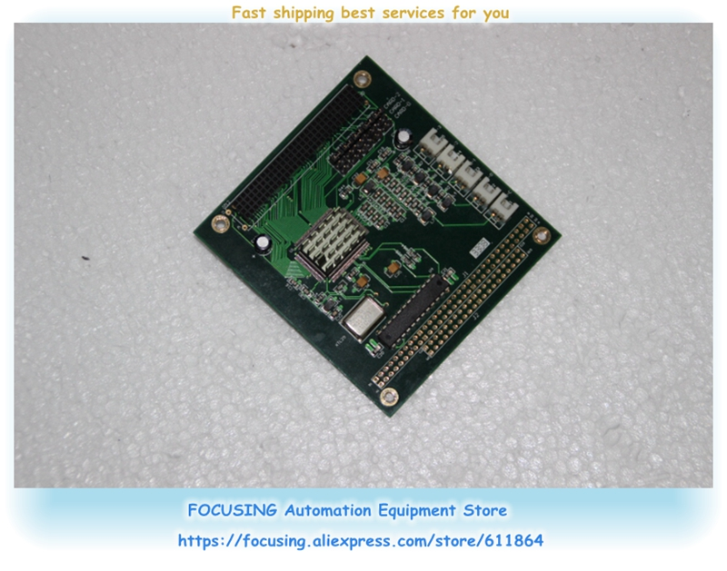 DH-CG320 PC104 color image acquisition card Original industrial motherboardDH-CG320 PC104 color image acquisition card Original industrial motherboard