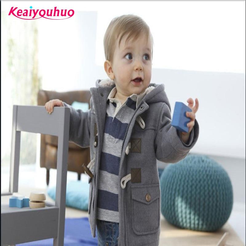Новая модная куртка для мальчиков и теплая верхняя одежда с капюшоном зимние Куртки для мальчика Обувь для девочек пальто детская зимняя Костюмы дети пальто для мальчиков
