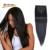 2016 Recién Llegado de Clip En Extensiones de Cabello Humano Brasileño Para Las Mujeres Real Clip Afroamericana En Cabello Natural de Cabello Humano Clip En