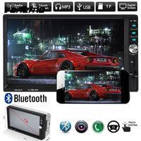 MP5 Player Car MP5 Player Smart Auto MP5 Player MP5 Automotive FM/USB/AUX with Rear View Camera Flexible