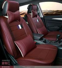 auto cushion set leather mats car seat pad for FORD Focus Transit Mondeo Fiesta S-MAX Explorer maverick KUGA Escape caravan E150