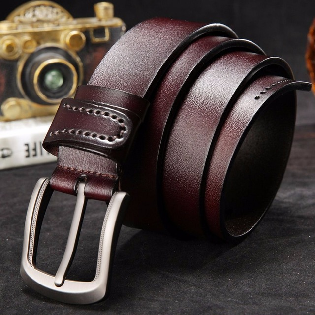 TAIGU Italian Genuine Leather Belts For Men