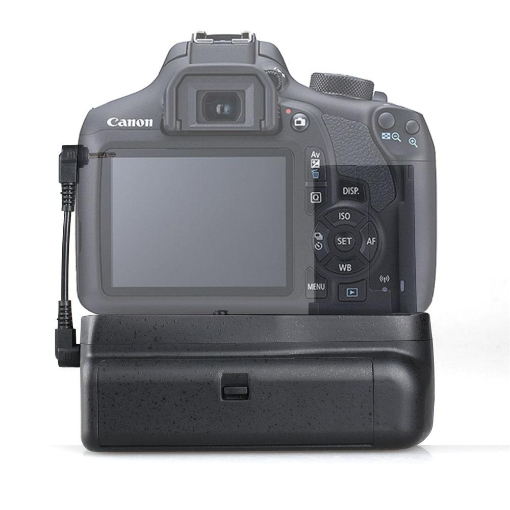 JINTU мощный вертикальный батарейный блок 200D+ 2 шт декодирование LP-E17 комплект для Canon EOS 200D Rebel SL2+ кабель комплект камеры