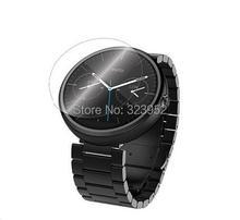 Für Motorola Moto 360 Smartwatch Clear Displayschutzfolie 10 teile/los Kostenloser Versand