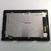 사용 된 KD101N67-40NI-B2 lcd 용 lenovo miix 310-10icr miix 310 miix310 lcd 디스플레이 터치 스크린 디지타이저 어셈블리 (프레임 포함)