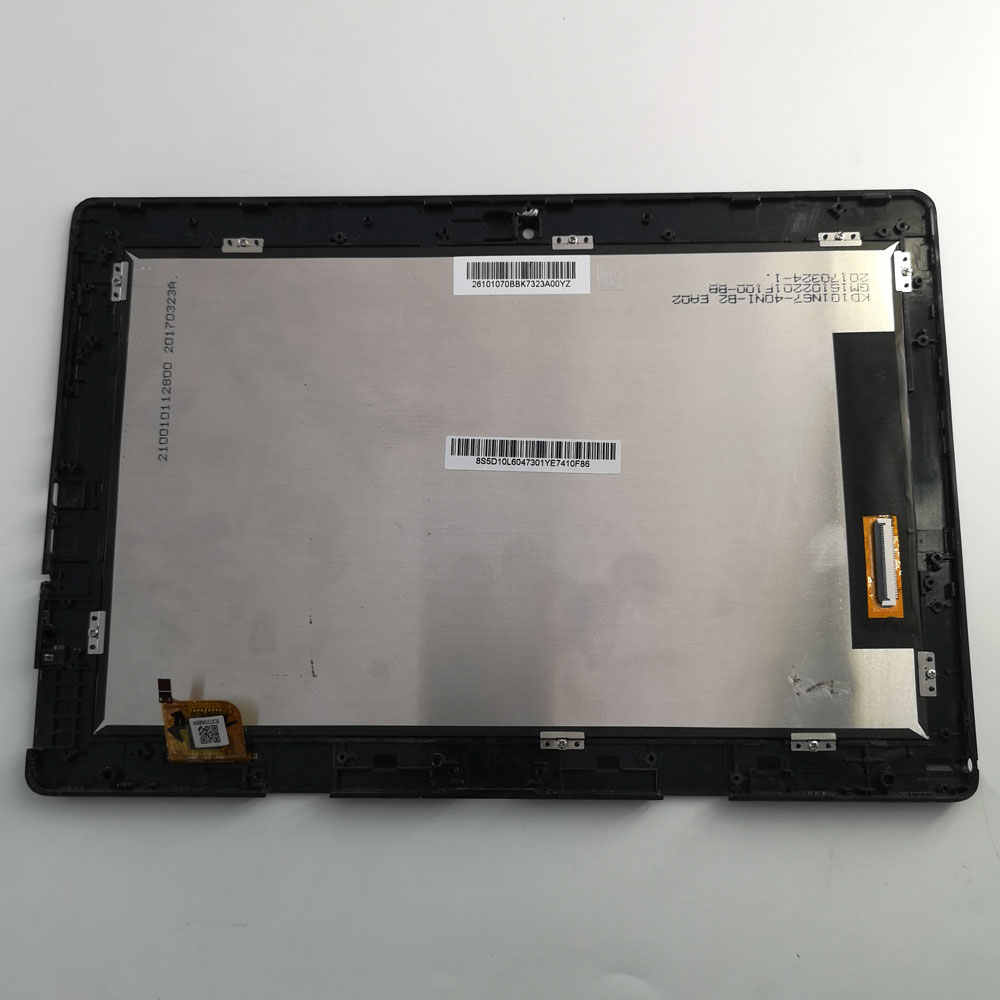 used KD101N67-40NI-B2 LCD For Lenovo MIIX 310-10ICR Miix 310 Miix310 lcd display touch screen digitizer Assembly with frame used KD101N67-40NI-B2 LCD For Lenovo MIIX 310-10ICR Miix 310 Miix310 lcd display touch screen digitizer Assembly with frame