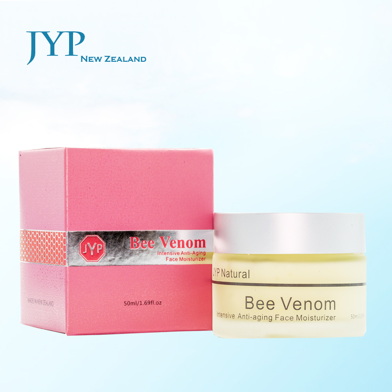 Original NewZealand JYP Bee Venom Intensive Anti Aging Moisturizer Face Lift cream Manuka Honey Anti Wrinkles Day & Night Cream pink black ice skating jackets for kids hot sale figure skating suits competition skating suits for children