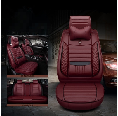 Best Quality Full Set Car Seat Covers For Jeep Grand Cherokee Breathable Comfortable Car